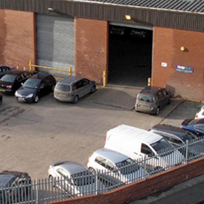 fix auto - Leeds Albion Park